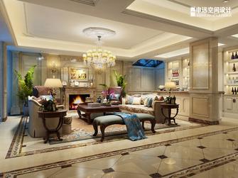 20万以上140平米别墅新古典风格其他区域装修案例
