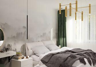 70平米一居室现代简约风格卧室装修图片大全