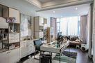 20万以上140平米别墅现代简约风格书房设计图