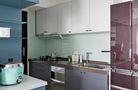 60平米法式风格厨房装修图片大全