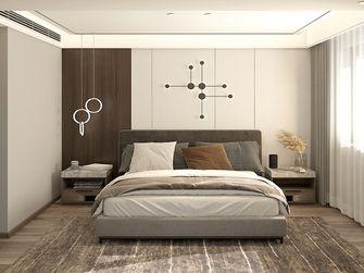 豪华型130平米四室一厅现代简约风格卧室欣赏图