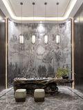 15-20万140平米别墅新古典风格书房装修图片大全
