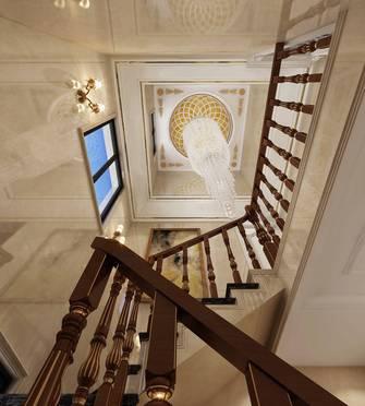 20万以上140平米四室两厅欧式风格楼梯间装修效果图