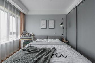 经济型90平米三北欧风格卧室装修案例
