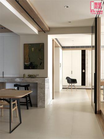 90平米日式风格走廊欣赏图