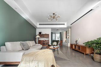 10-15万110平米四室两厅北欧风格客厅欣赏图