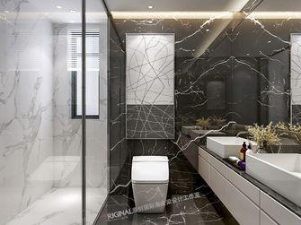 豪华型140平米别墅轻奢风格卫生间装修效果图