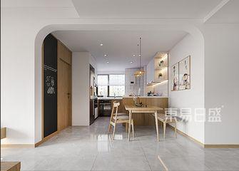 豪华型120平米三室两厅混搭风格餐厅图片大全