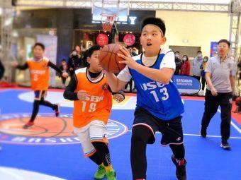 USBA美国篮球学院(峰汇广场分院)