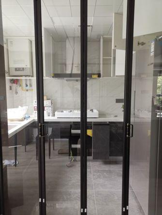 10-15万140平米三室两厅港式风格厨房装修效果图