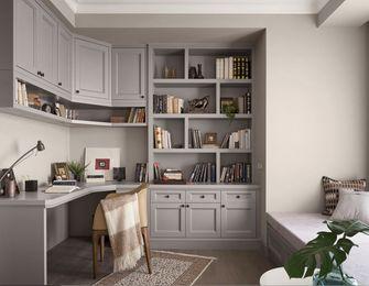 富裕型100平米三美式风格书房装修效果图