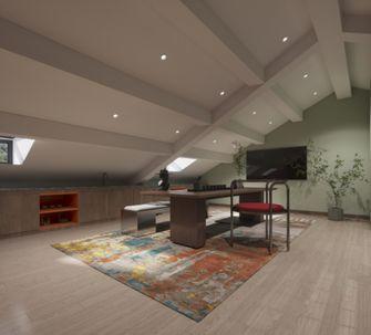 15-20万110平米复式新古典风格其他区域设计图