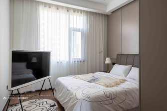 20万以上140平米四室两厅现代简约风格阳光房设计图