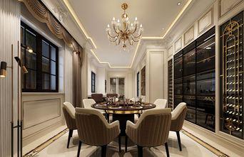 20万以上140平米三室两厅欧式风格餐厅装修效果图