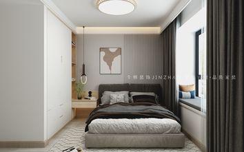 10-15万130平米三室两厅北欧风格卧室图片大全