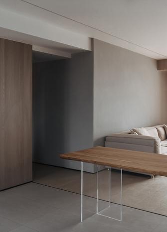 豪华型140平米四室两厅现代简约风格餐厅图片