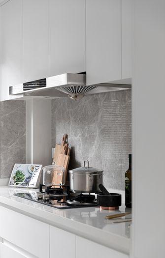 20万以上120平米三法式风格厨房装修效果图