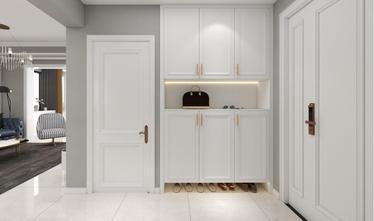 富裕型140平米四室两厅欧式风格玄关图片大全