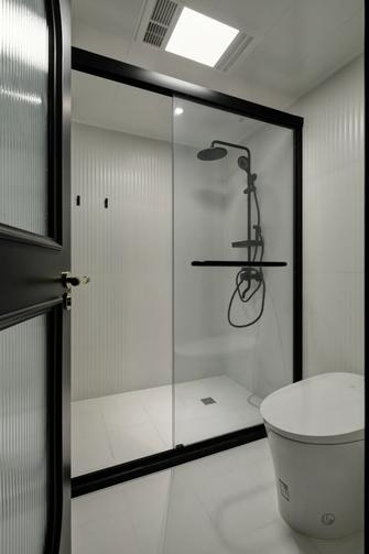 100平米三新古典风格卫生间设计图