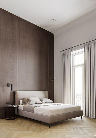 10-15万70平米一室一厅北欧风格卧室设计图