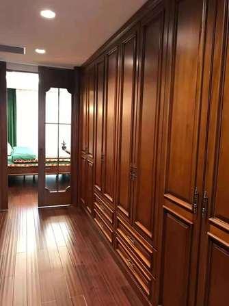 140平米四室四厅美式风格衣帽间效果图