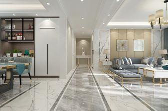 130平米四室两厅轻奢风格走廊欣赏图