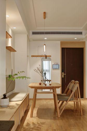 15-20万80平米三室两厅日式风格客厅设计图