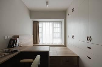 经济型90平米三室两厅现代简约风格青少年房欣赏图