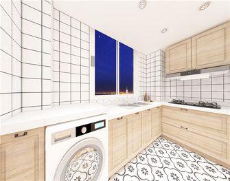 经济型60平米混搭风格厨房效果图