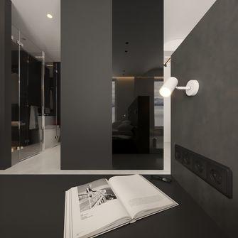 经济型90平米三室两厅现代简约风格走廊图片