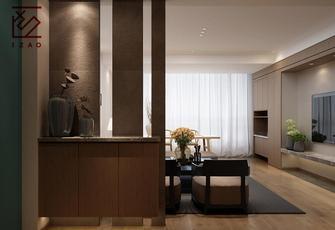 富裕型140平米三室两厅中式风格玄关装修效果图