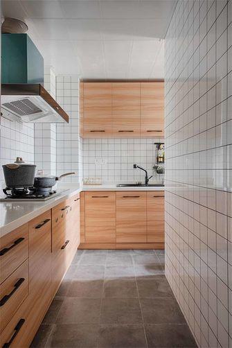 15-20万70平米三室两厅北欧风格厨房装修案例