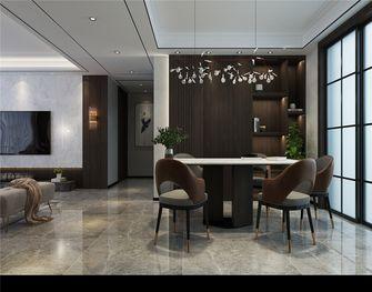 140平米三现代简约风格餐厅欣赏图