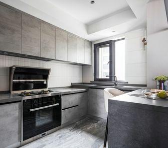 20万以上三室两厅轻奢风格厨房图片大全