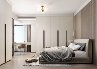 20万以上120平米四室两厅现代简约风格卧室效果图