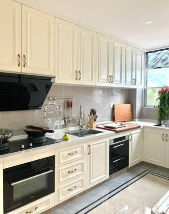 豪华型140平米别墅轻奢风格厨房效果图