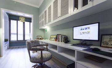 10-15万110平米三室一厅田园风格青少年房装修图片大全