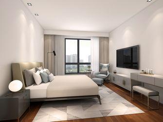 经济型90平米三室两厅日式风格卧室装修效果图