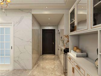 富裕型120平米三室两厅欧式风格玄关图