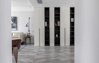 三室一厅英伦风格客厅装修案例