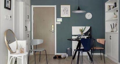 5-10万70平米公寓北欧风格餐厅图