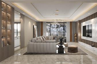 5-10万140平米四现代简约风格客厅效果图