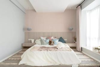 富裕型130平米四室一厅轻奢风格青少年房效果图