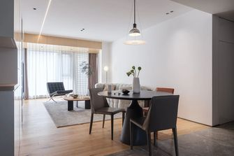 经济型130平米三日式风格客厅图片
