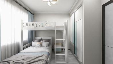 90平米四室两厅现代简约风格青少年房效果图