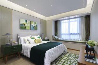 140平米三室一厅北欧风格卧室效果图