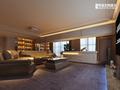 豪华型140平米别墅现代简约风格储藏室图片大全