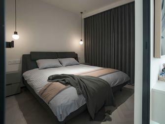 15-20万80平米现代简约风格卧室欣赏图