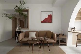 富裕型90平米三室两厅中式风格客厅图片大全