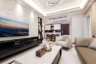 豪华型120平米四室两厅港式风格客厅装修效果图